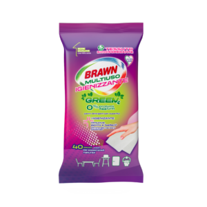 Brawn Multiuso Igienizzante Green